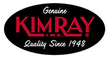 Logo for WIKA distributed products partner, Kimray.