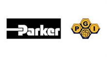 WIKA distributed partner, Parker PGI logo