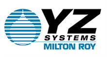 Logo for WIKA distributed products partner, YZ Systems