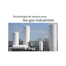 "Nouvelle brochure pour les applications ""Gaz Industriels"""